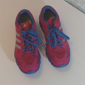 Adidas Women's sneakers Sz 7.5 blue pink
